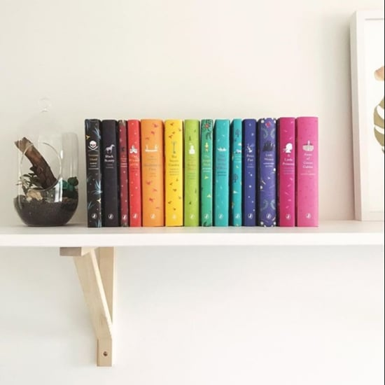 How to Organise Books