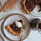Walnut and Angostura Pie