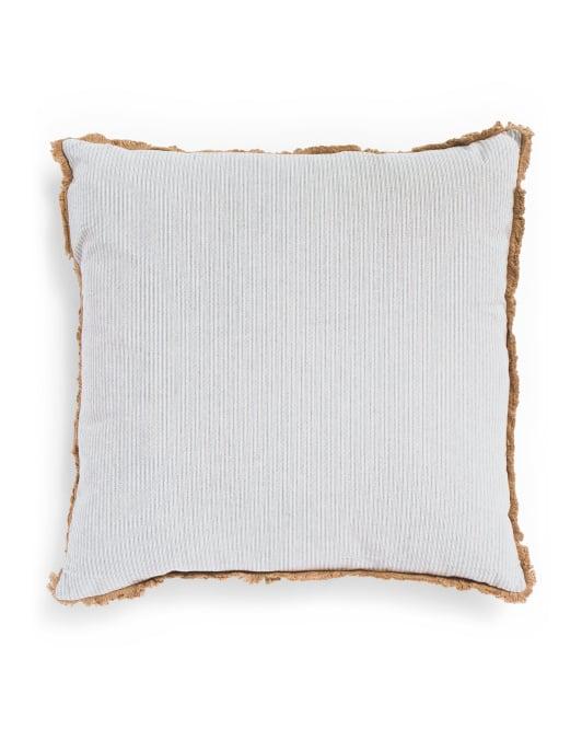 Skinny Stripe Pillow