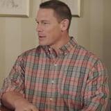 Exclusive: Watch John Cena Leslie