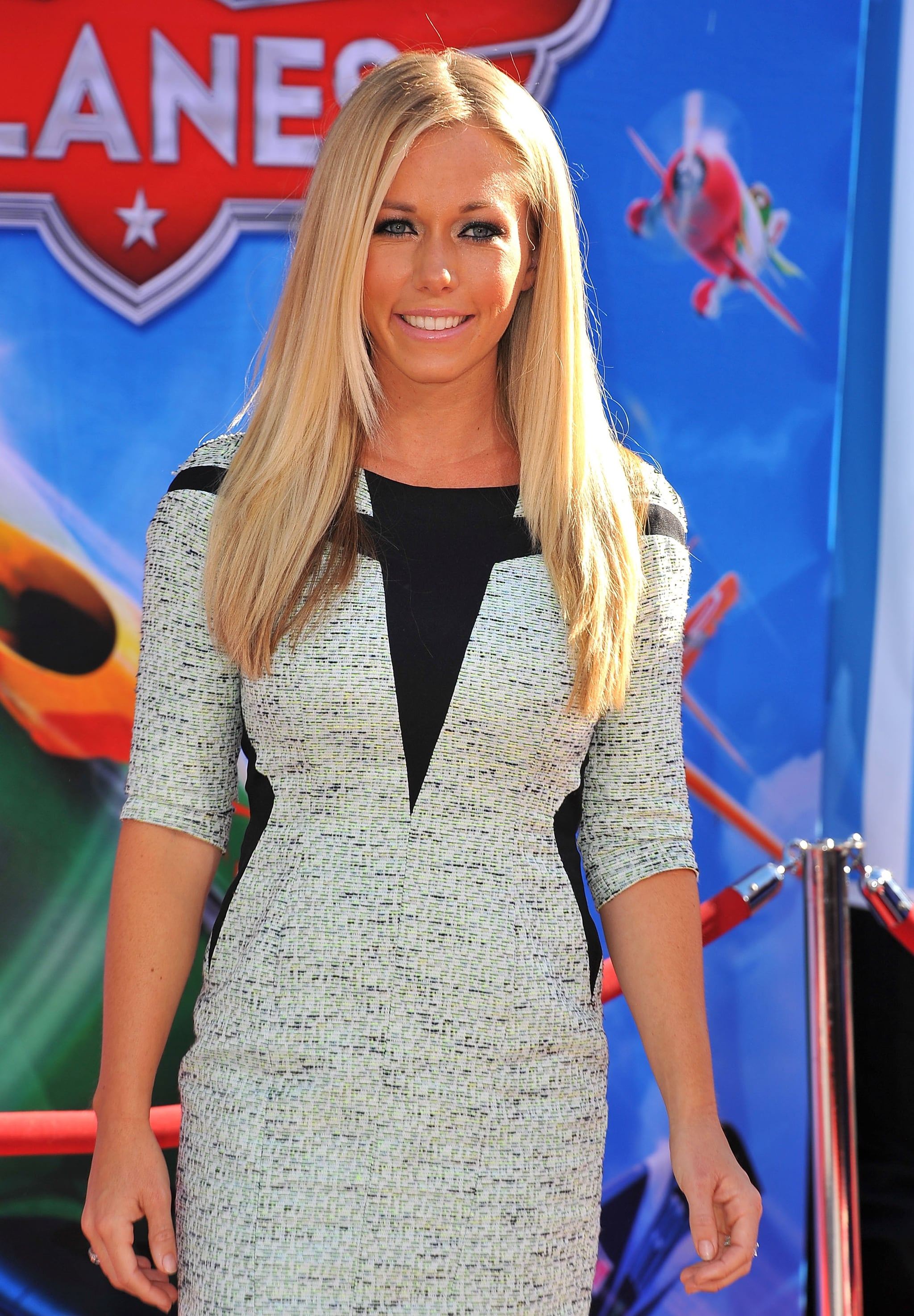 """Kendra Wilkinson confirmed the news of her second pregnancy during an appearance on the Today show in October (she and husband Hank Baskett are already parents to 3-year-old Hank VII). Kendra also shared the news on Twitter, posting a photo of her positive pregnancy test and saying, """"Round two. Here we go!!"""""""