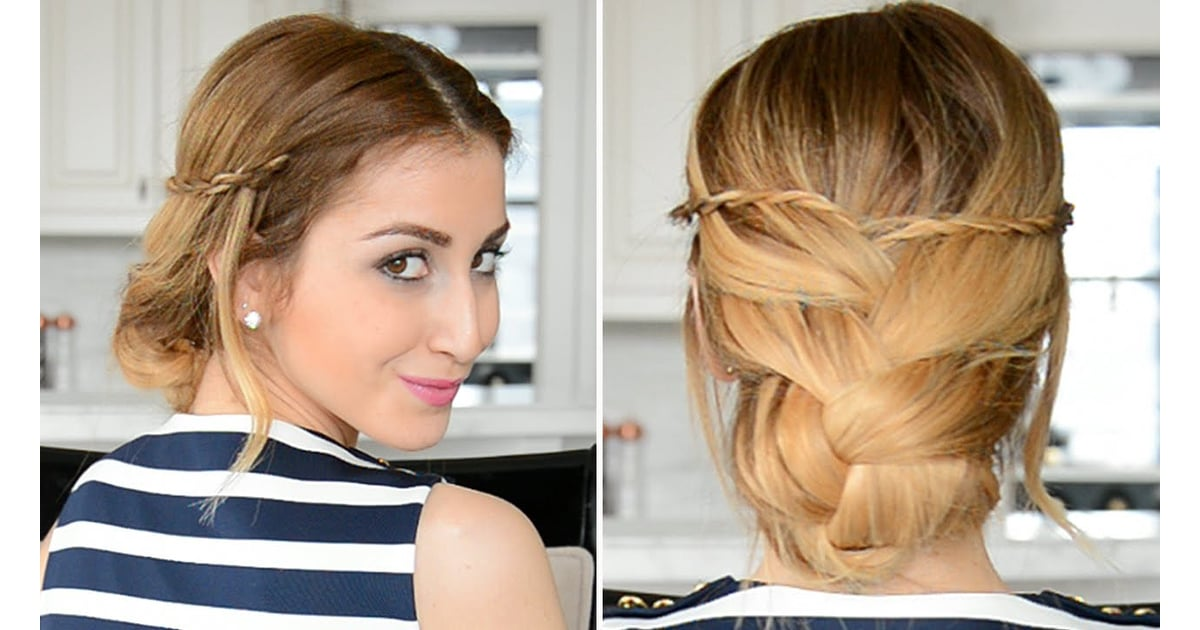 Catelyn Starks Elegant Updo Is Perfect For Special Occasions