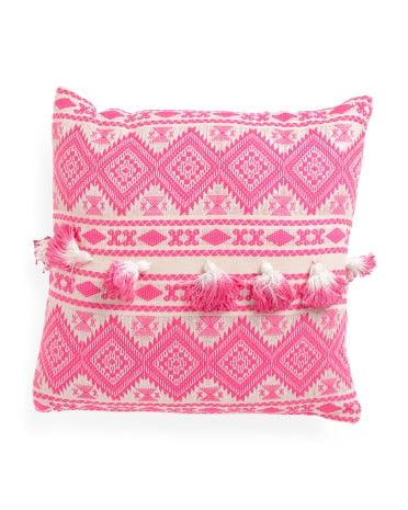 """26"""" x 26"""" Euro Pillow ($25)"""