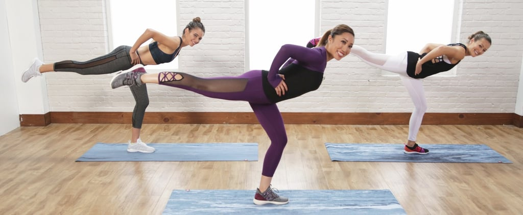 The Ultimate Quick Bum Lift and Tone Workout