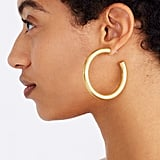 Madewell Oversized Hoop Earrings