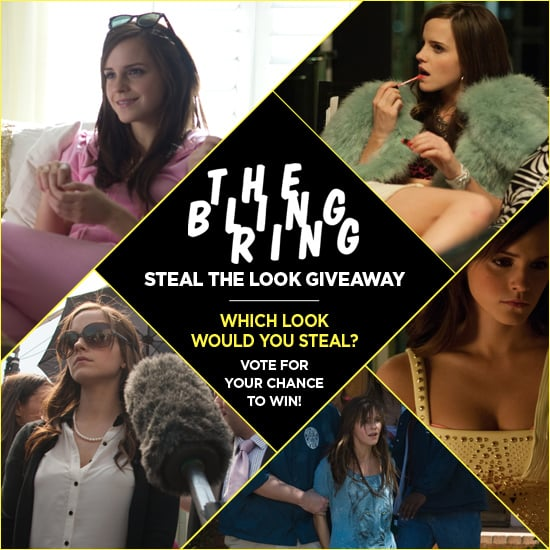 Vote For Your Favorite Bling Ring Look, and You Could Win a $1,000 Style Spree