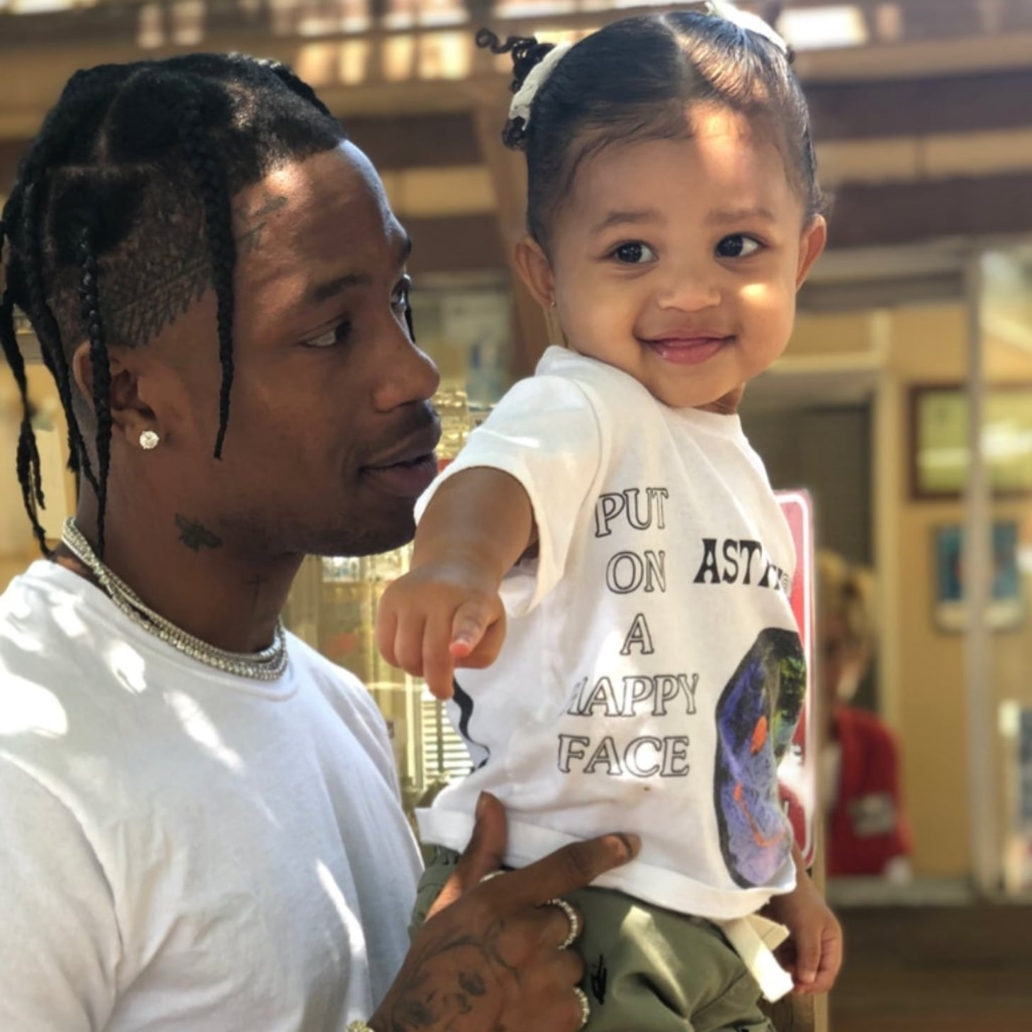 Kylie Jenner Shares Photo of Stormi For Father's Day | POPSUGAR ...