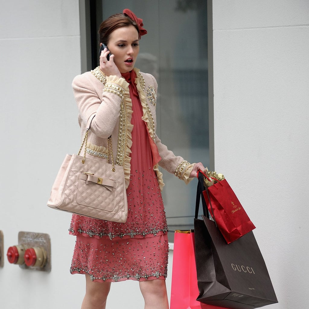 Blair Waldorf Gossip Girl Fashion Quotes