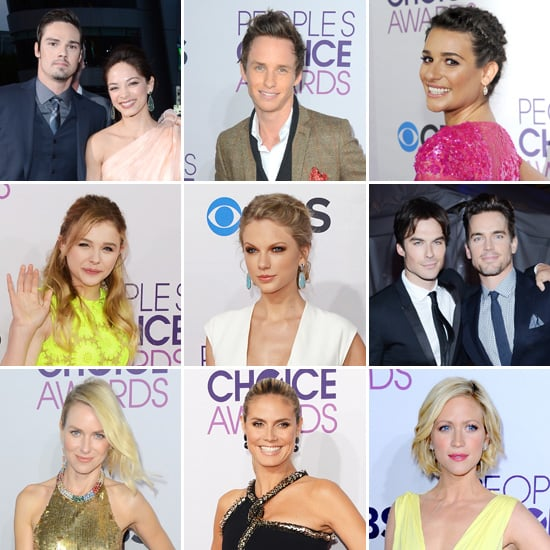 2013 People's Choice Awards Red Carpet Celebrity Pictures