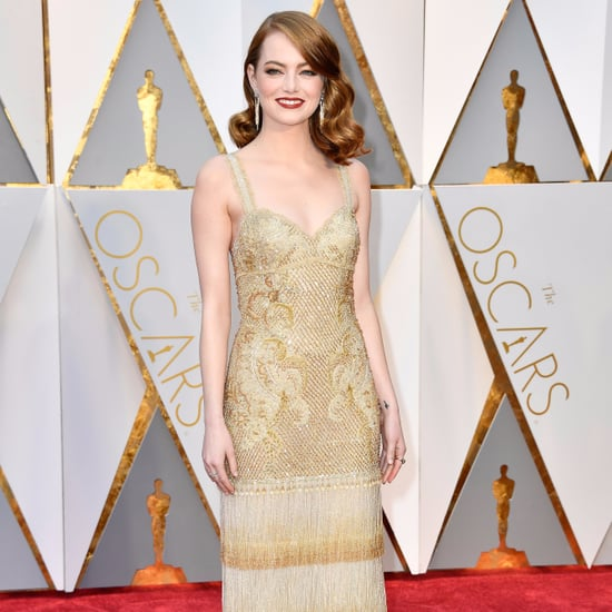 2017 Oscars Red Carpet Dresses
