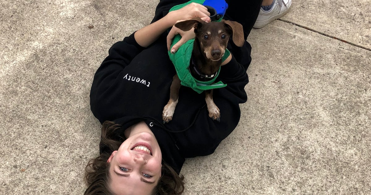 Walking My Dog Every Day in Shelter in Place Helped Me Slow Down and See the Little Things