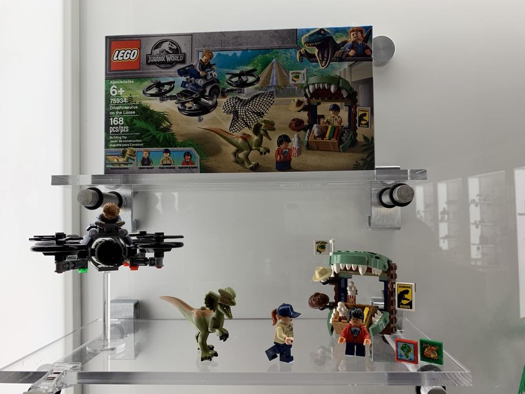 Jurassic World Sets LooseBest On Dilophosaurus The Lego New TOkPiZuwXl