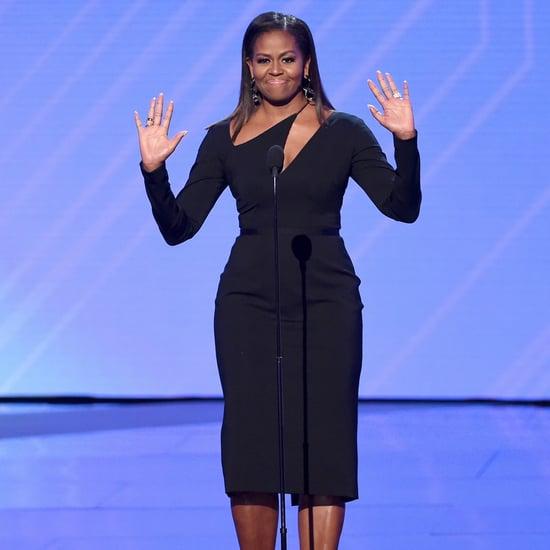 Michelle Obama at 2017 ESPY Awards
