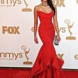 Emmys Girls Red Carpet Gallery