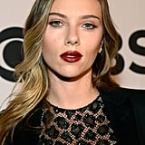 """I have the same breakouts as everybody else,"" Scarlett has told Elle. So how does she keep blemishes at bay? ""I never go to bed with makeup on, even if I come home at 4 a.m.,"" she says. ""My skin's sensitive, so I have to use things without fragrance, like Cetaphil. And I clean my makeup brushes once a week. People don't realize how dirty their sponges and stuff are! Bacteria — that's what makes you break out."""