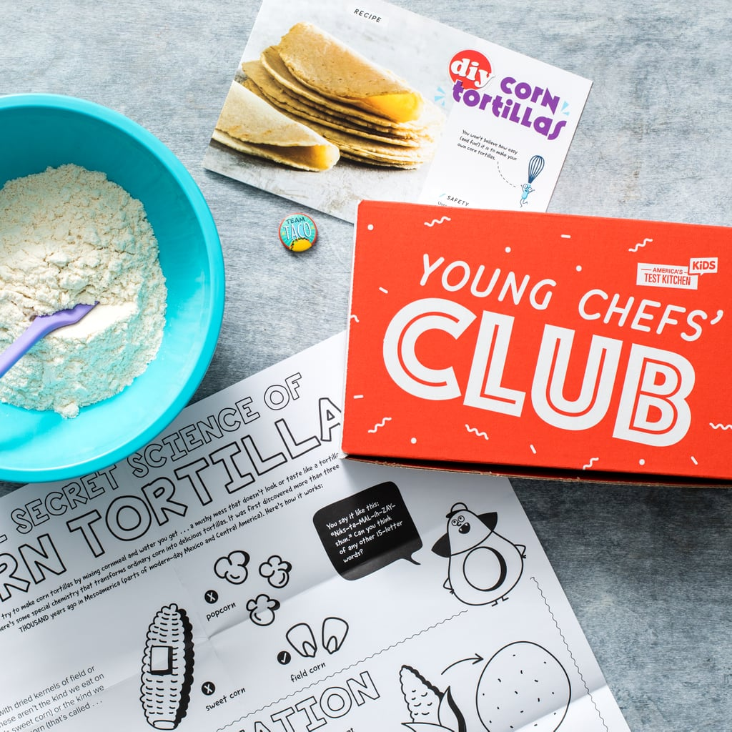 America's Test Kitchen Kids' Young Chefs' Club Subscription Box