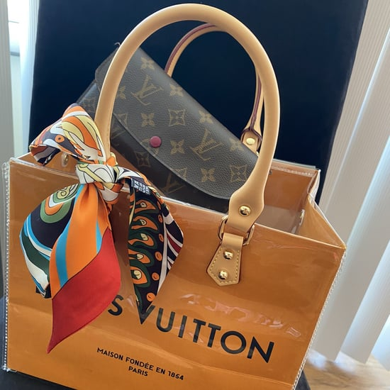 Create a Louis Vuitton PVC Bag With This TikTok DIY