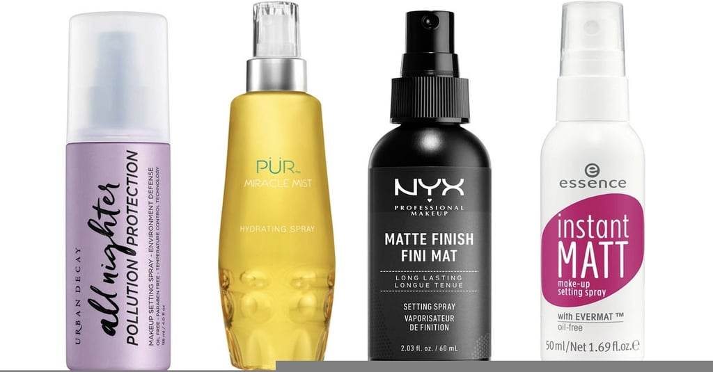 Longest-Lasting Setting Sprays For Makeup
