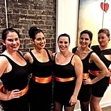 Robert Palmer Dancers