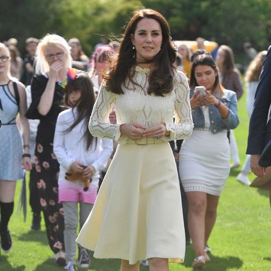 Duchess of Cambridge Wears See by Chloe Dress