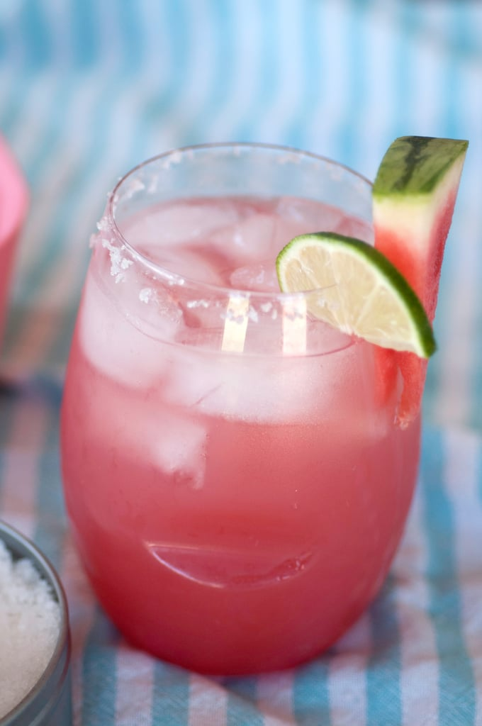 Spiked Watermelon Agua Fresca