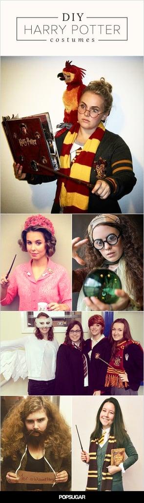 DIY Harry Potter Costumes
