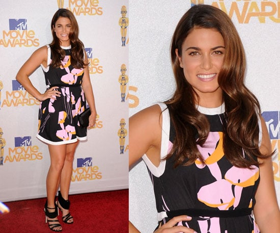Nikki Reed at 2010 MTV Movie Awards 2010-06-06 18:01:26