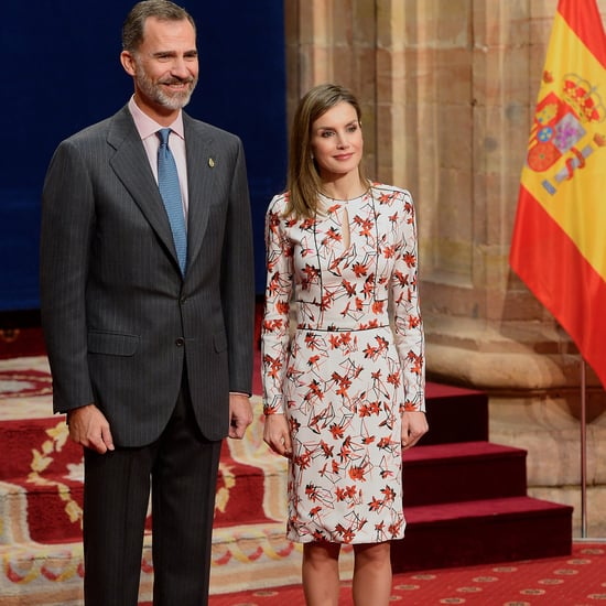 Queen Letizia at Princess of Asturias Awards 2016