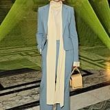 Cate Blanchett at the Roksanda Fashion Show, 2020