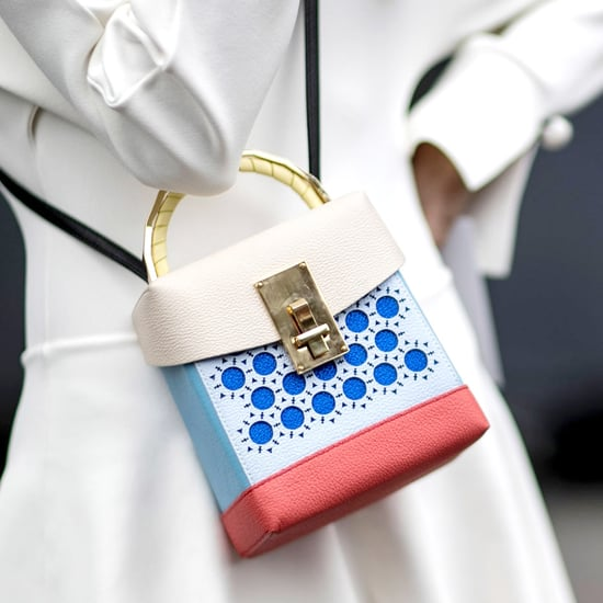 Street Style Accessories at Paris Fashion Week Spring 2017