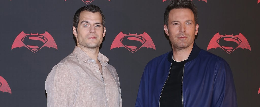 Double the Hotness: Ben Affleck and Henry Cavill Steam Up the Red Carpet in Mexico