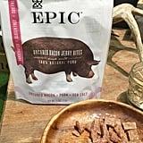 Epic Uncured Bacon Jerky Bites