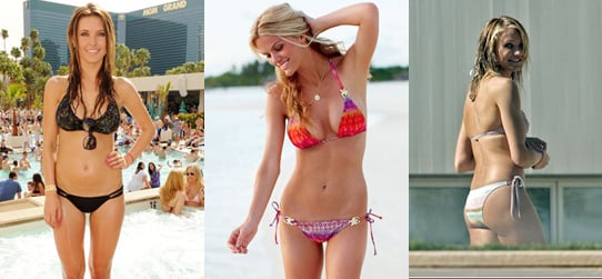 Bikini Secrets From Brooklyn Decker, Audrina Patridge, and Cameron Diaz