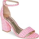Alternative: Lilly Pulitzer Amber Lynn Embellished Heel Sandal