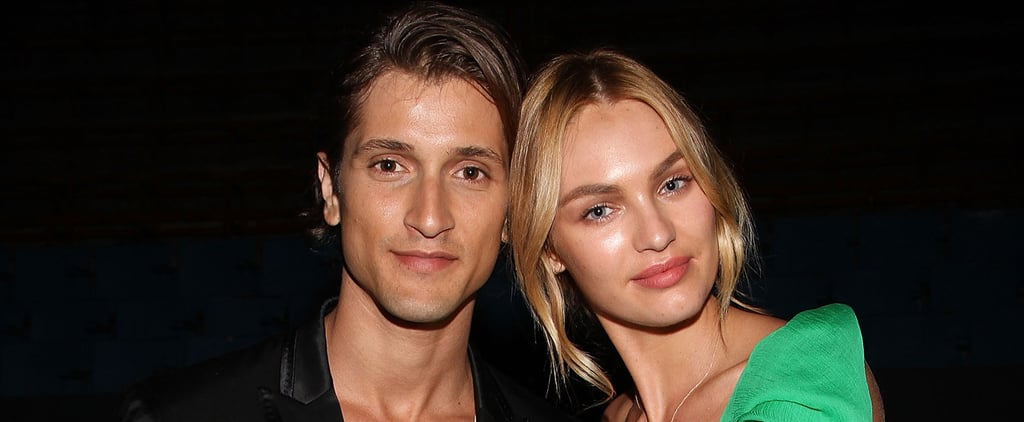 Candice Swanepoel's Engagement Ring   Video