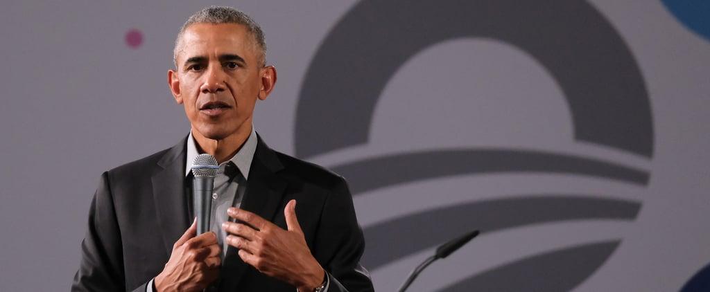 Read Barack Obama's Essay on George Floyd Protests