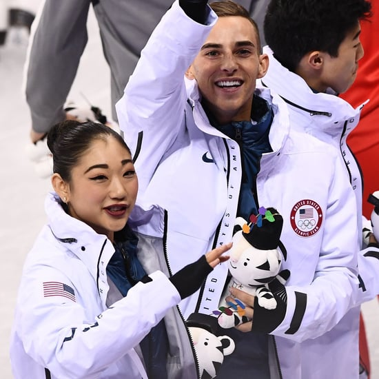 Adam Rippon and Mirai Nagasu Matching Tattoos