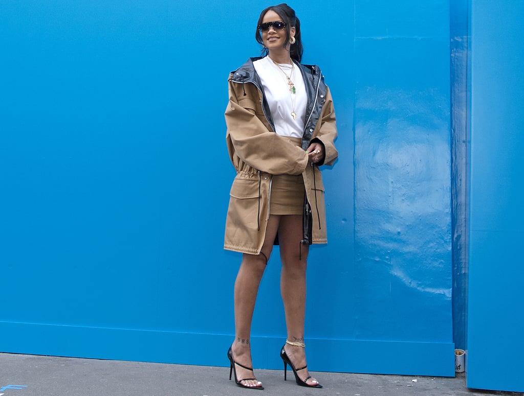 Rihanna's Best Fashion Moments in Fenty