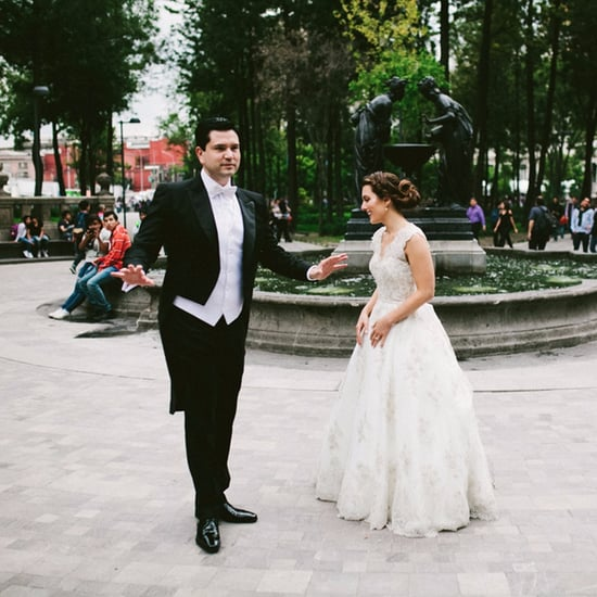 Destination Wedding in Mexico City