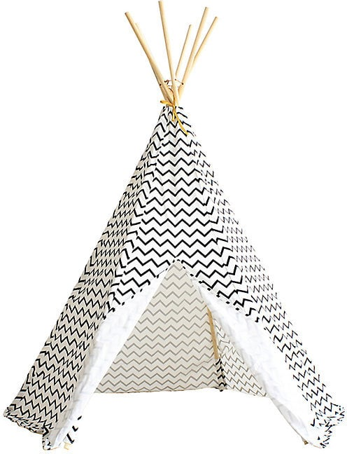 Nobodinoz Arizona Zigzag-Pattern Cotton Play Tent