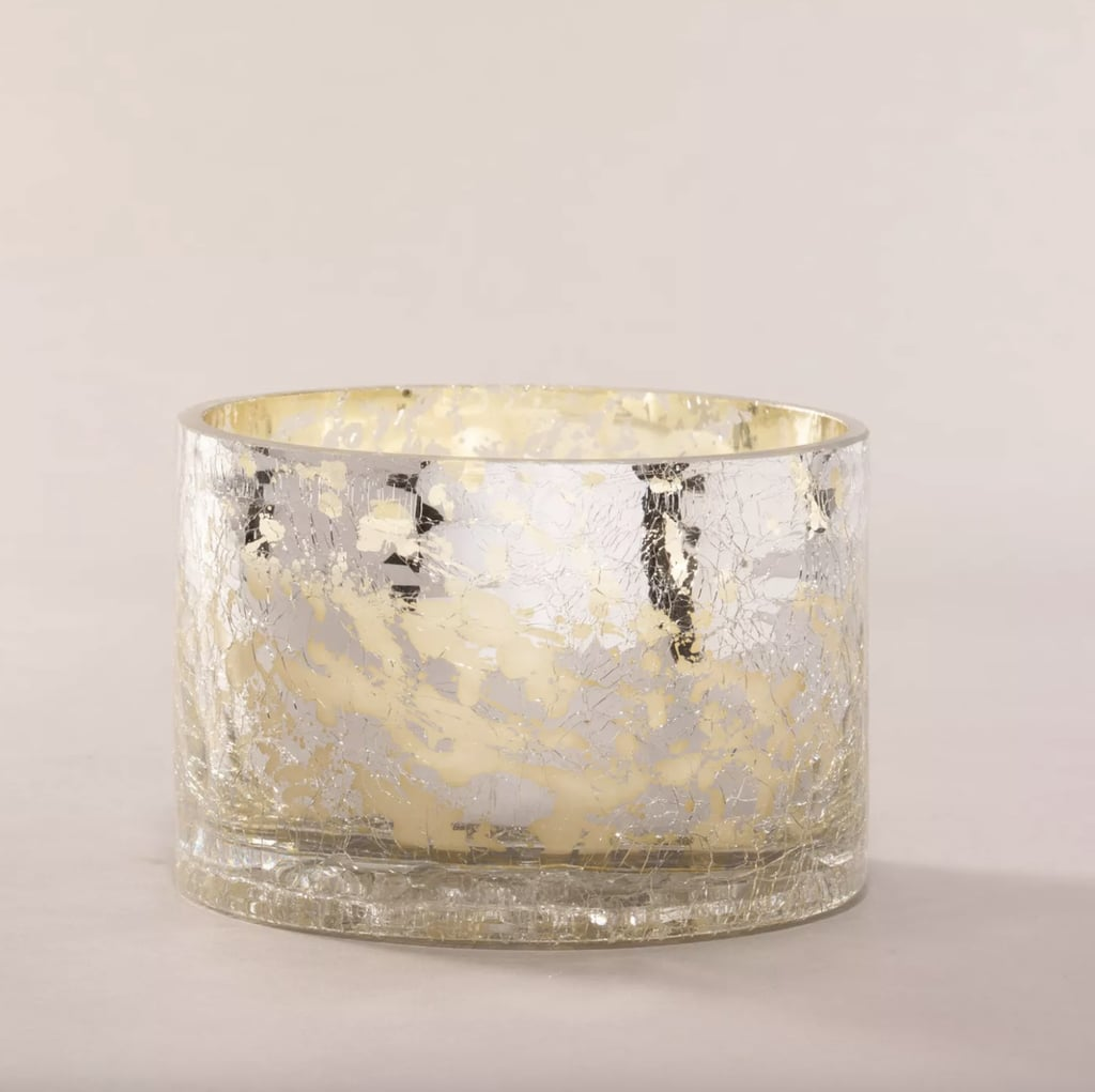 Cashmere Plum Glass Jar 3-Wick Candle