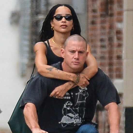 Zoë Kravitz and Channing Tatum's Romance in Pictures