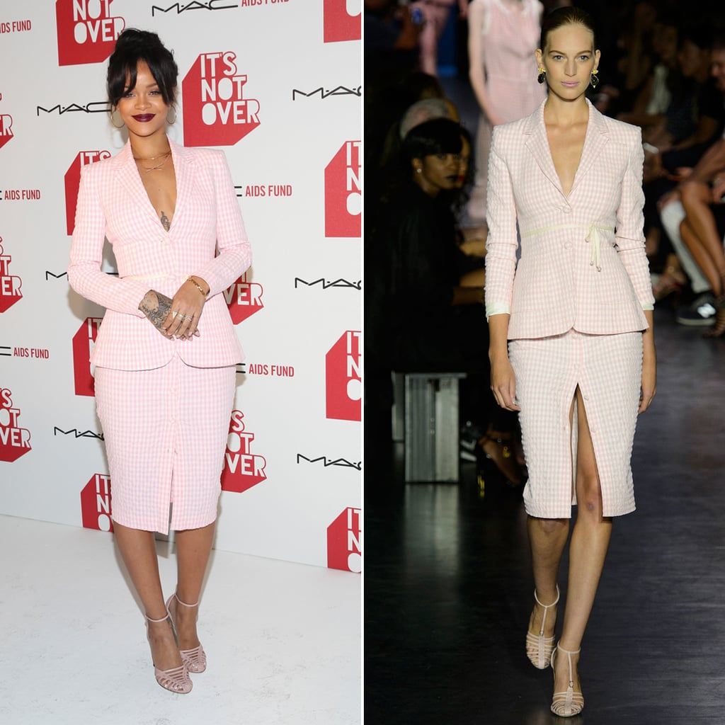 Celebrities Wearing Spring 2015 Clothes Popsugar Fashion