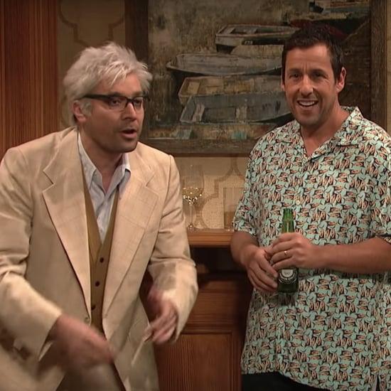 """Sandler Family Reunion"" SNL Sketch Video May 2019"