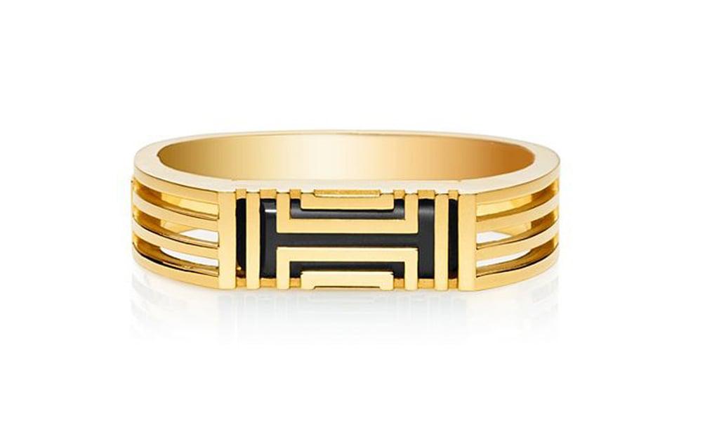 Tory Burch For FitBit Metal Hinged Bracelet ($195)