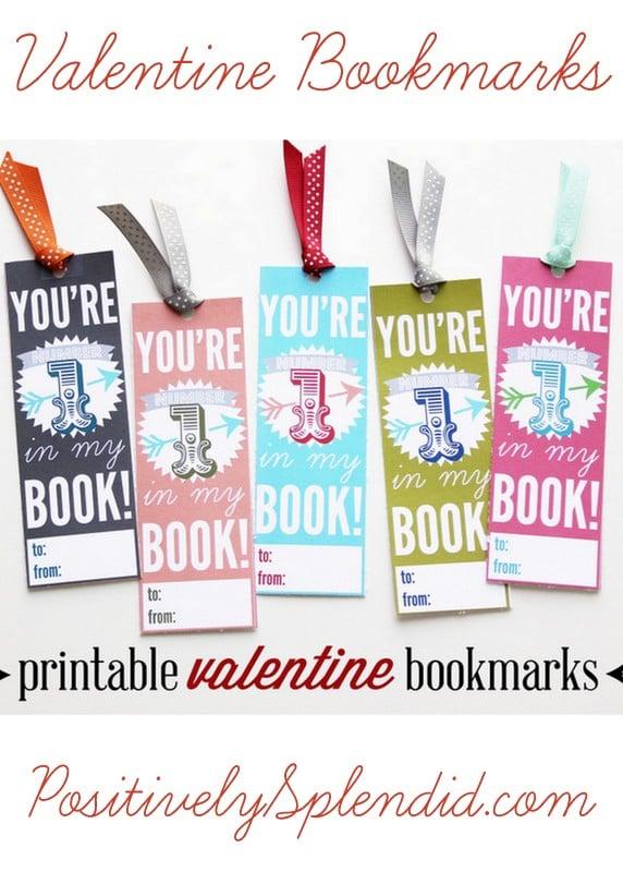 Bookmark Valentine