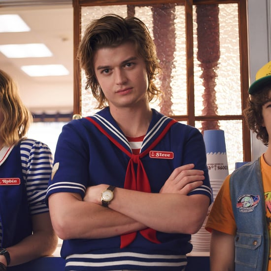Steve Harrington in Stranger Things GIFs