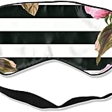 Flower Print Sleep Mask