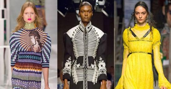 Rachel Zoe's Favorite Looks From London Fashion Week