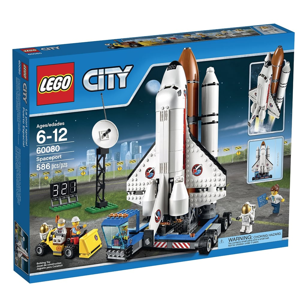 For 6-Year-Olds: Lego City Spaceport Building Kit
